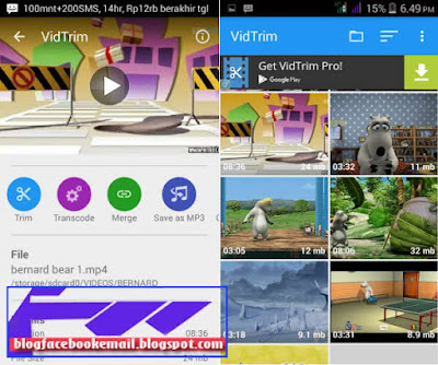 aplikasi pemotong video android gratis terbaik vidtrim