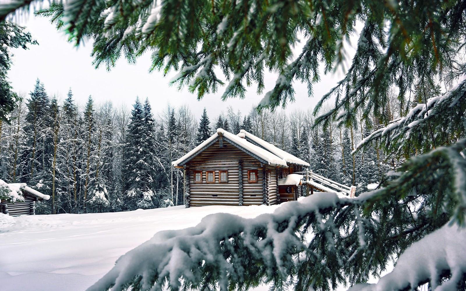 Banco de im genes 18 fotograf as de invierno escenarios for Fotos 2048x1152