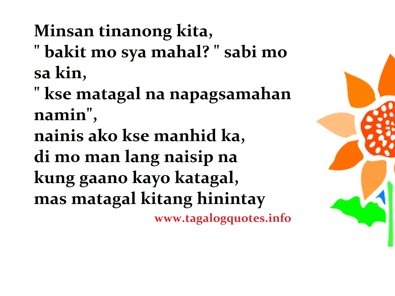 mahal kita quotes tagalog quotesgram