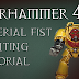 Tutorial: How To Paint Imperial Fists