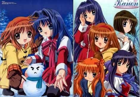 Anime yang agak lawas bikin sedih - Kanon 2006