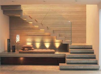 Escadas que eu adoro casa com moda - Fotos de escaleras modernas ...
