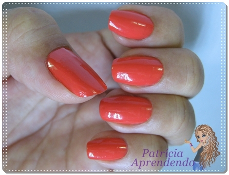 Esmalte Derma Nail Red Tropicale 2