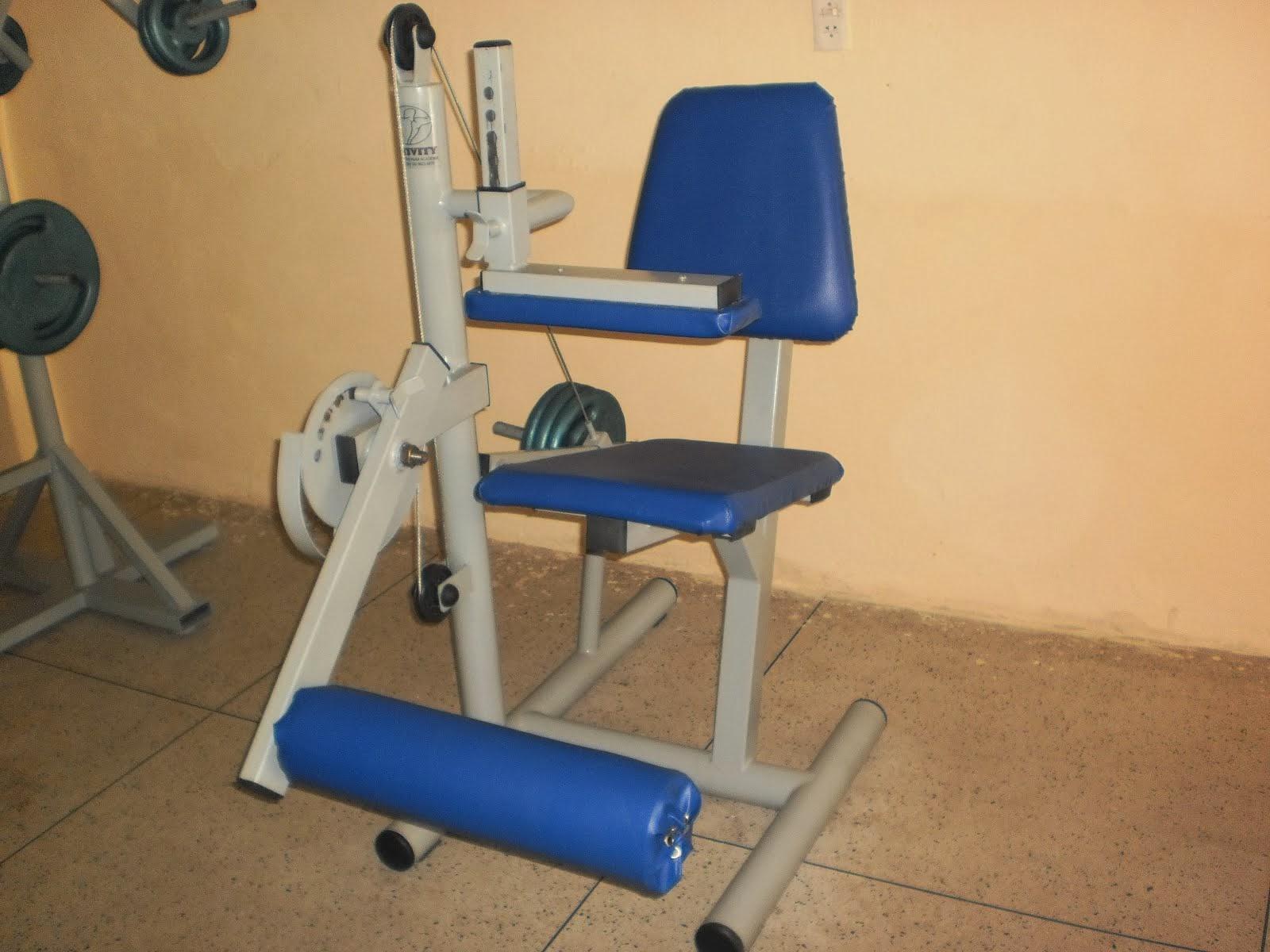 Cadeira Flexora Articulada