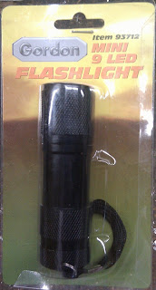 Flashlight in the package