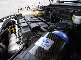 Focus ST170 Intake