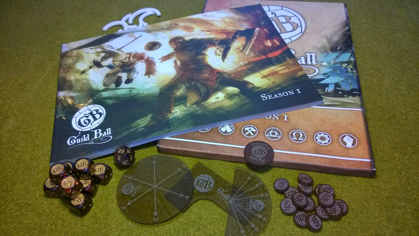 guildball rulebook guild ball rule book kit