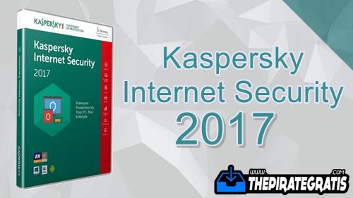 Download Kaspersky Internet Security 2017 + Crack Completo