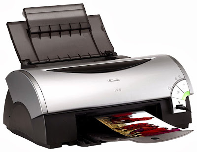 download Canon i990 InkJet printer's driver