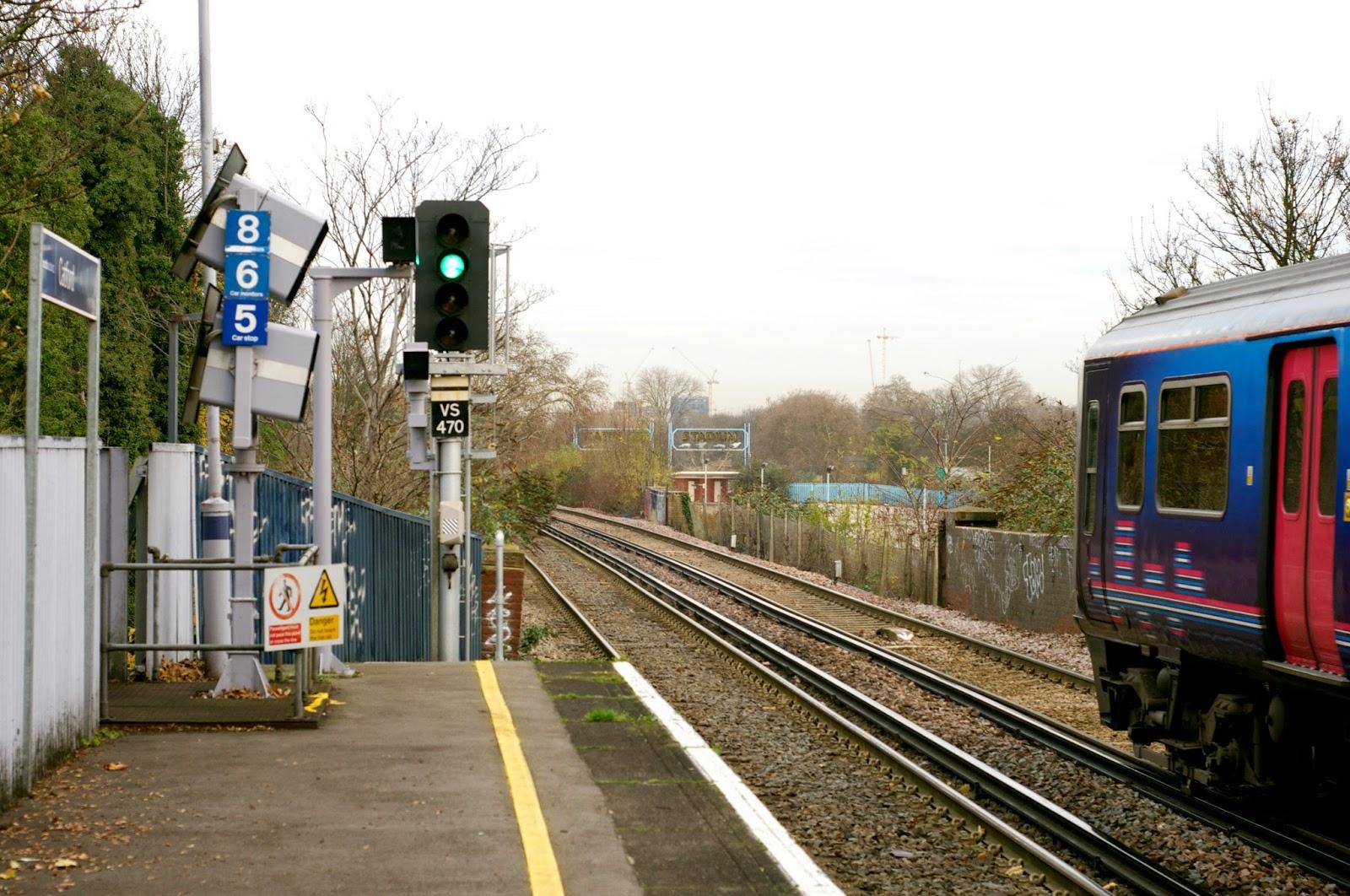 running railway timetabling