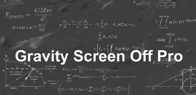 Gravity Screen Pro - On / Off 1.65 apk