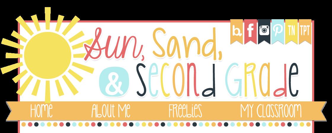 Sun, Sand & Second Grade