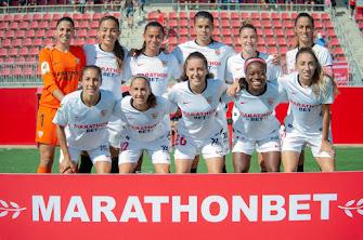 Sevilla FC Femenino.- 2020-2021