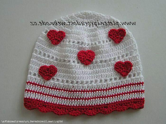 Как украсить вязаную шапку?  How to decorate a crochet & knitted cap?