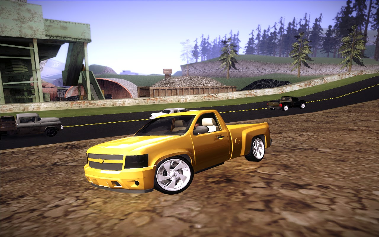 Tahoe pick up rare descargar gta san andreas for Garage pf autos sa cergy