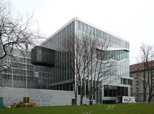 El plan z arquitectura oma embajada de holanda en alemania - Consulado holandes barcelona ...