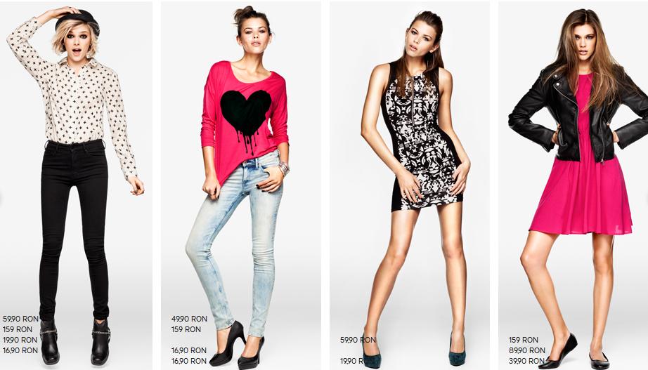 Catalog oferte si promotii catalog h m iasi haine de dama ianuarie 2013 - H m la rochelle adresse ...