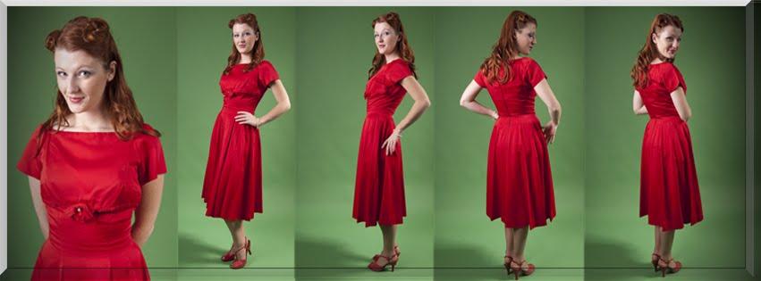 Flannery Crane Vintage Fashion
