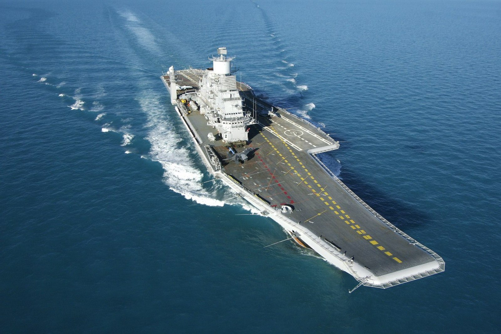 America's Master Plan to Turn India Into an Aircraft Carrier ...