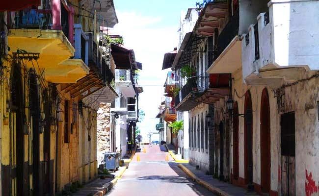 Caminando por Panamá