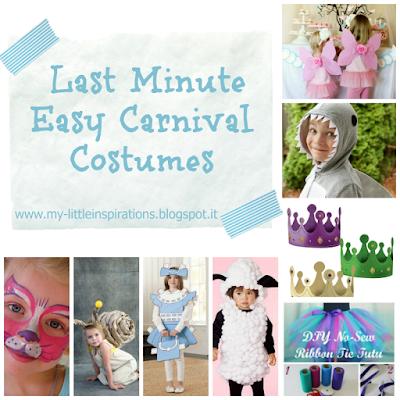 Last Minute Easy  Carnival Costumes - MLI