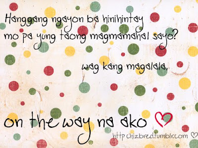 Tumblr Quotes Tagalog okay ! imma post some sad tagalog love quotes