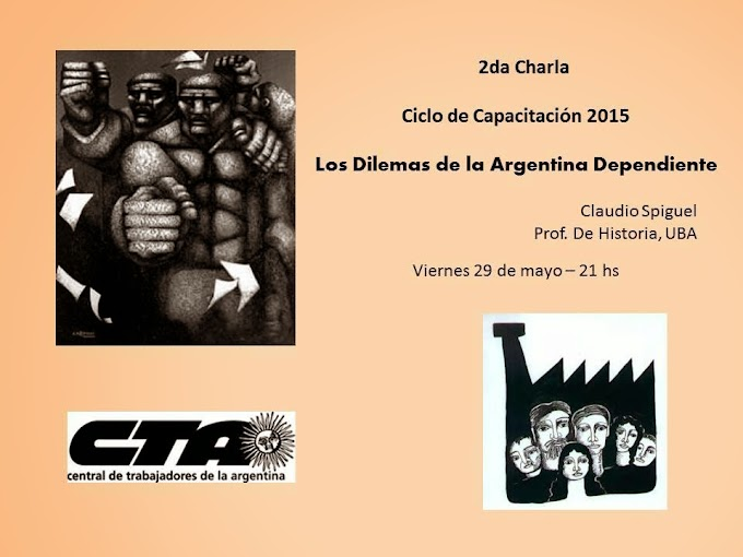 CAPACITACIÓN en la CTA Autónoma de Tucumán