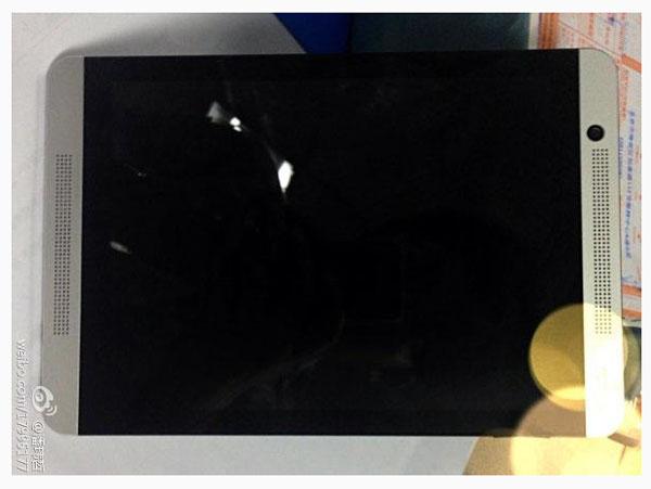 Gambar Tablet baru mirip HTC One bocor, ini Asli atau Palsu?