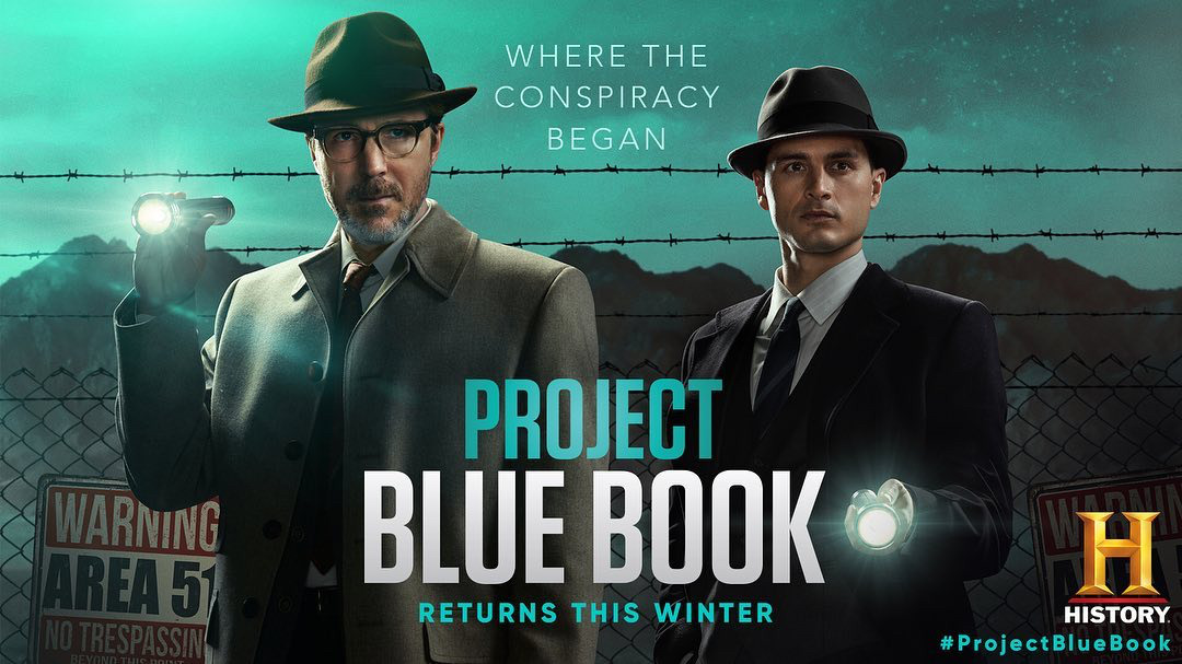 """PROJECT BLUE BOOK"""