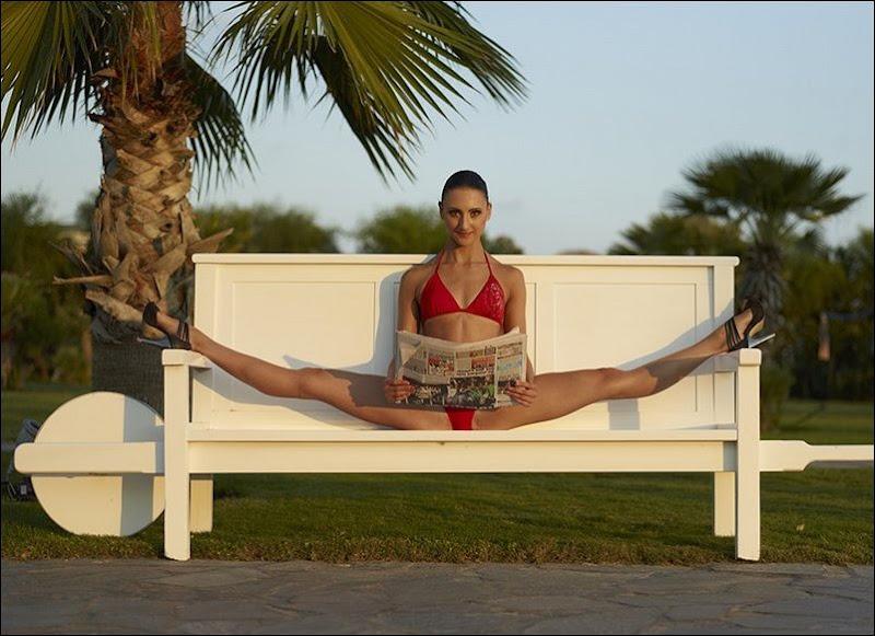 Flexibility Girl