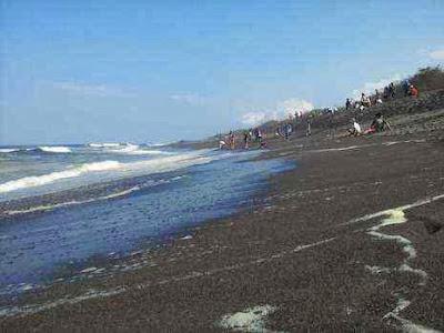 Menembus Batas Pantai Gua Cemara Di Bantul