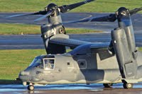 See the US Air Force CV-22 Osprey at BHX!!
