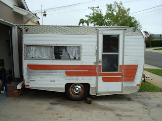 The Life Of Brin 1971 Cardinal Travel Trailer The Newest Project