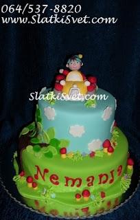Nodi Torte - Torta Nodi
