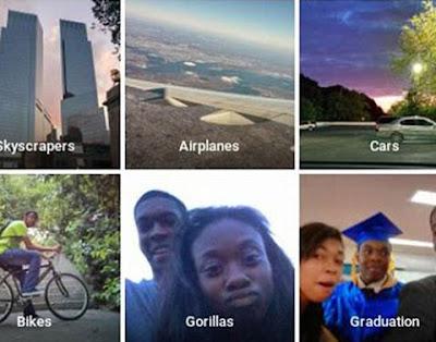 ΣΑΛΟΣ – Η Google με μια εφαρμογή δεν αναγνώρισε ένα ζευγάρι μαύρων ως ανθρώπους, αλλά ως γορίλες