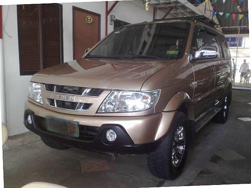 Isuzu Crosswind XL