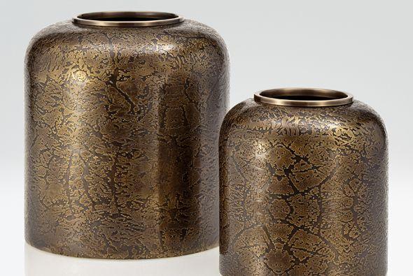 Jarrones de barro pintados a mano modernos imagui for Disenos de jarrones