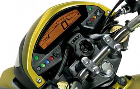 speedometer Honda CB600F