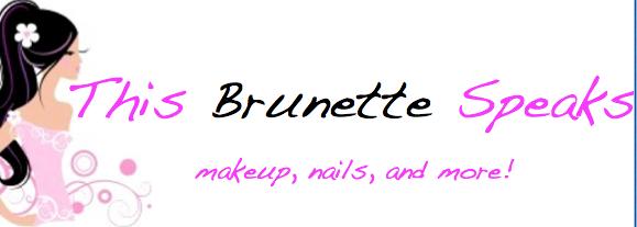 This Brunette Speaks