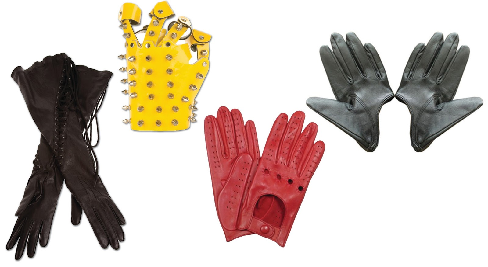 Black leather gloves asos -  Lace Up Glove Hayatochiri Yellow Spiked Glove Asos Lace Gloves Forzieri Women S Red Perforated Italian Leather Gloves Romwe Half Hand Black Gloves