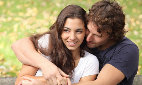 7 Ways to Make Your Girlfriend Miss You,couple in love romance passion affection