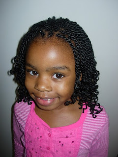 African American Girls Hairstyle Picture Gallery