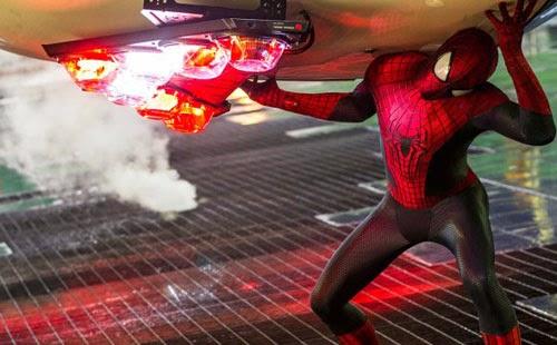 "فيلم سبايدر مان ""The Amazing Spider-Man 2""يحقق إيرادات تصل لـ92 مليون دولار"