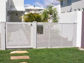 model pagar rumah minimalis terbaru