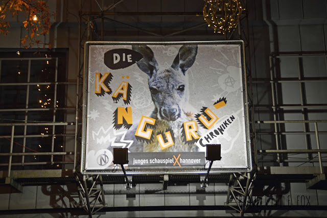 Plakat Känguru-Chromiken