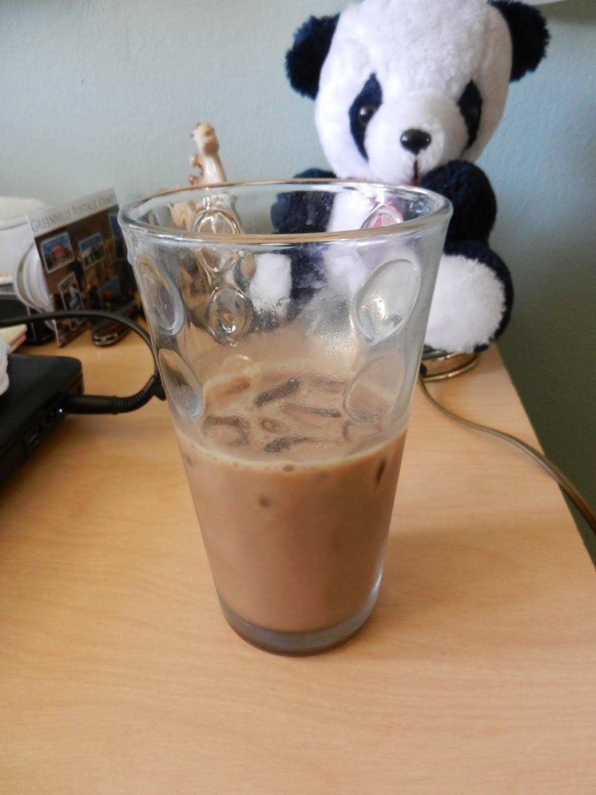 cheap iced coffee recipe