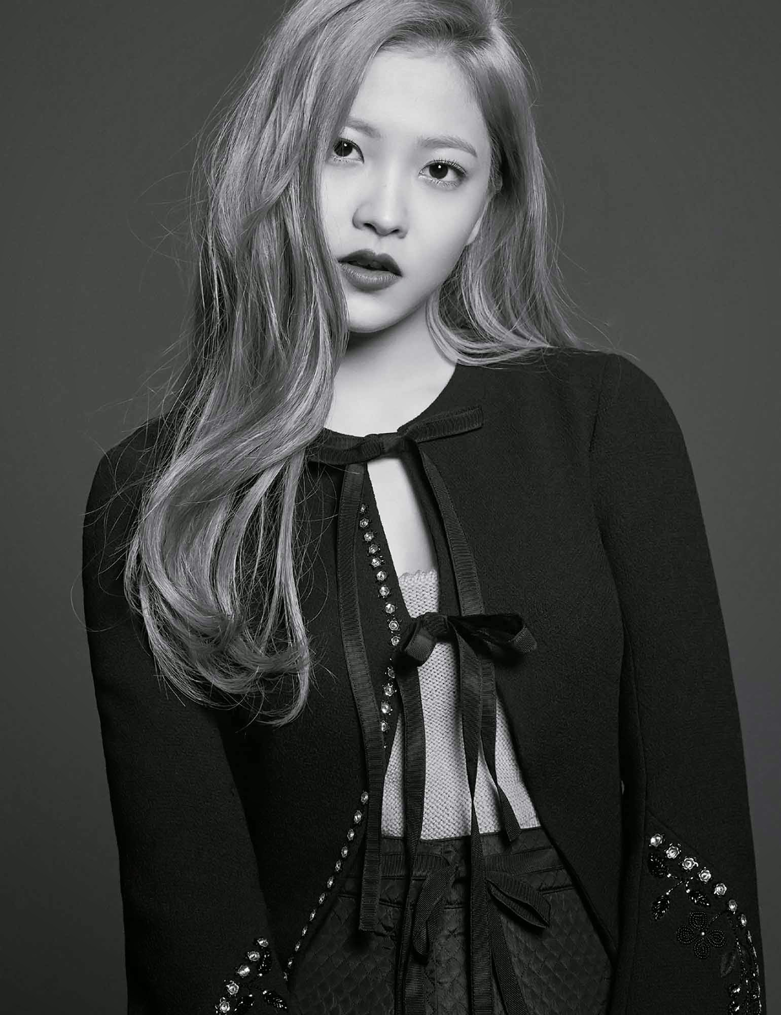 Red Velvet Yeri Harper's Bazaar May 2015