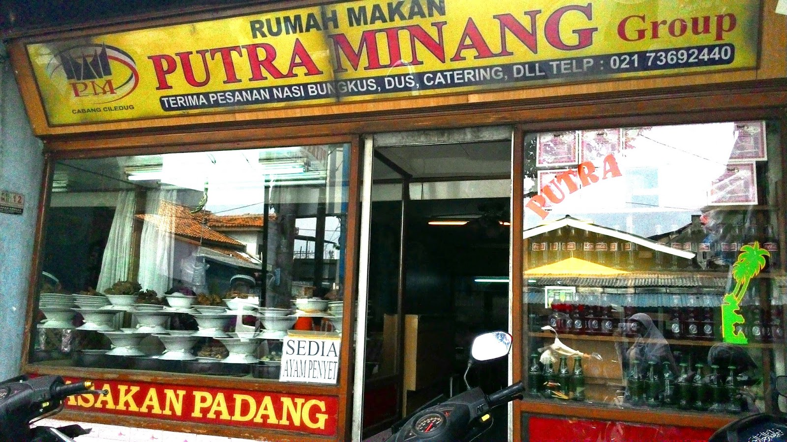 Ikaaikah Topik Rumah Makan Padang