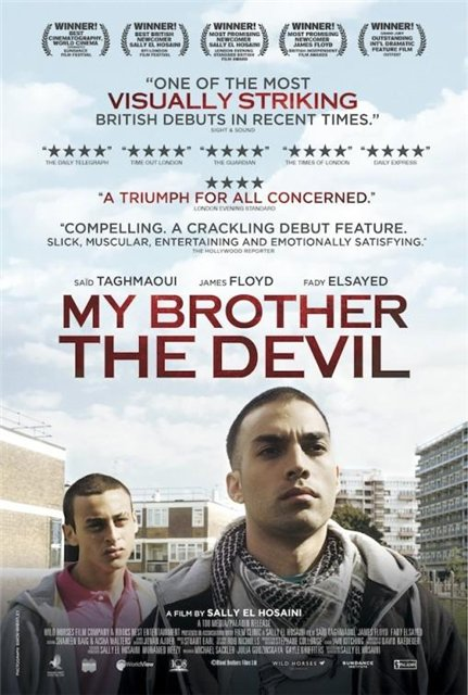 Ver Ver My Brother The Devil (2012) Online pelicula online