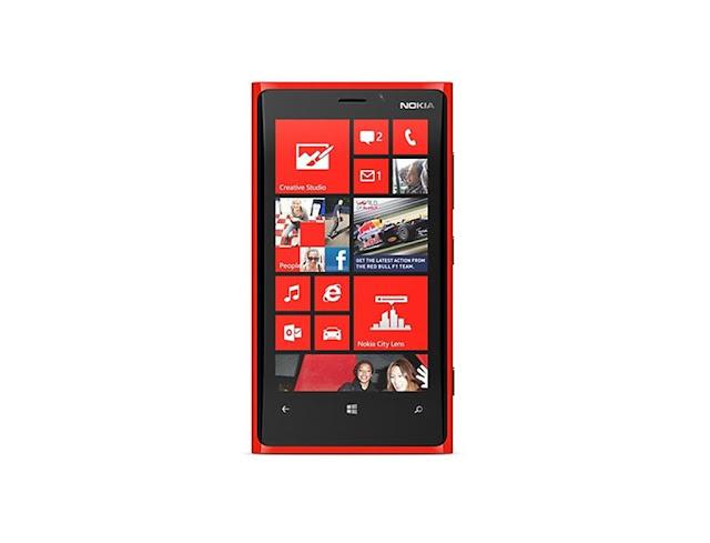 Nokia Lumia 920 Windows Mobile Phone Image 8